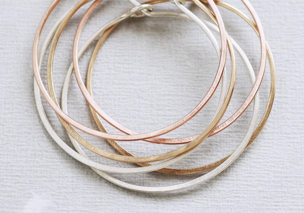 lisse hoops by tellurus